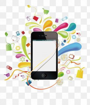 Mobile Bank - Clip Art PNG