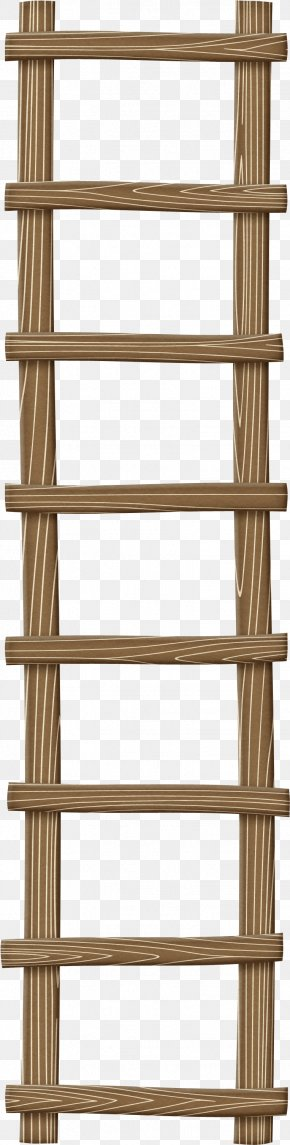 Wood Ladder - Stairs Ladder Stair Riser Icon PNG