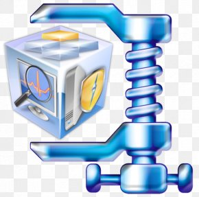 Computer - WinZip Data Compression Computer Software WinRAR PNG