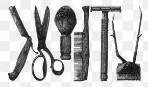 Simple Sketching Hair Tools - Drawing Art Sketch PNG