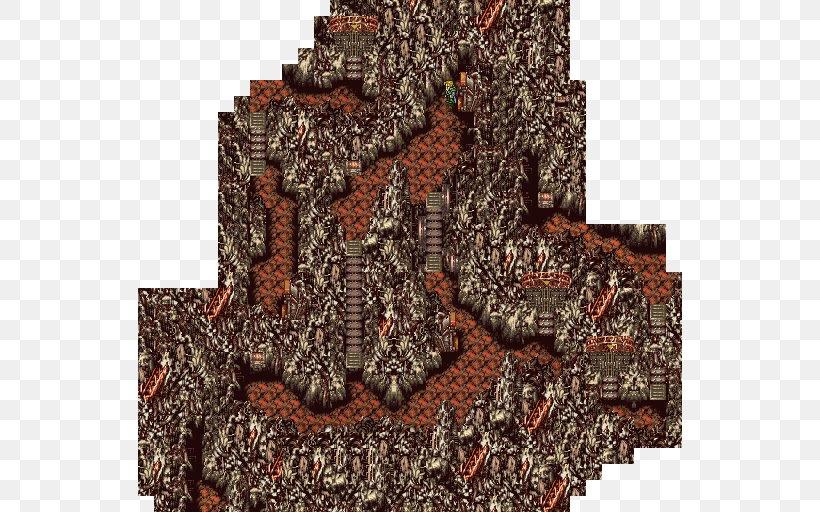 Tower Final Fantasy VI Kentucky Educational Television Map ...
