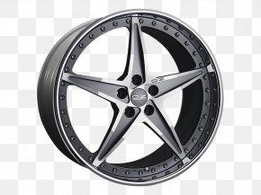 Car - Car Rim Wheel Ford Mustang OZ Group PNG