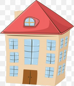 House - House Cartoon Comics Drawing PNG