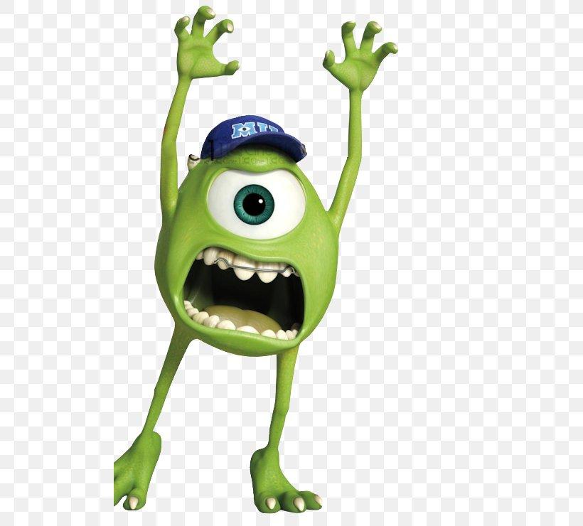 Mike Wazowski Monsters Inc Pixar Cardboard Cut Outs