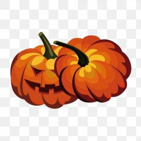 Halloween Pumpkin - Jack-o-lantern Halloween Euclidean Vector Computer File PNG