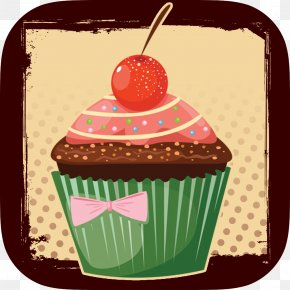 Muffin - Cupcake Frosting & Icing Donuts Muffin Sprinkles PNG