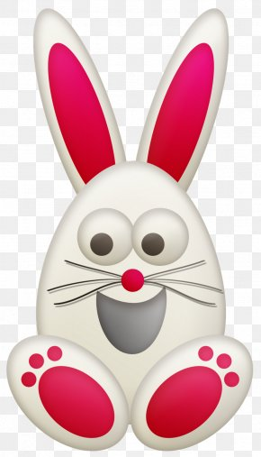 Easter Bunny - Rabbit Easter Bunny Drawing Clip Art PNG