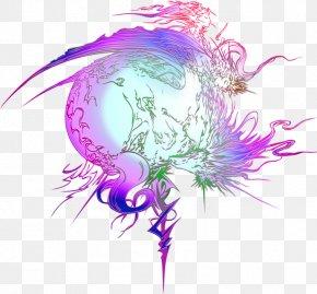 Purple Atmosphere Fairy Decorative Patterns - Final Fantasy XIII-2 Lightning Returns: Final Fantasy XIII Final Fantasy XV PNG