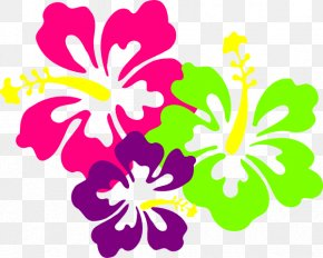 Polynesian Cliparts - Hibiscus Drawing Clip Art PNG