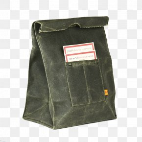Bag - Bag Waxed Cotton Textile Beekman 1802 PNG