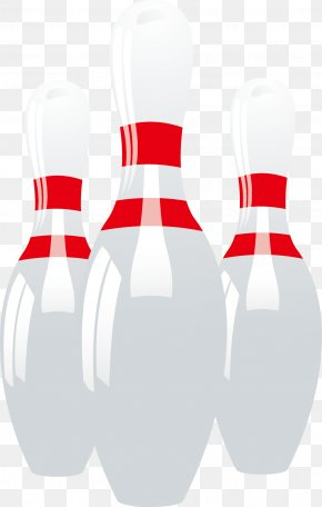 Bowling - Bowling Pin Ten-pin Bowling PNG