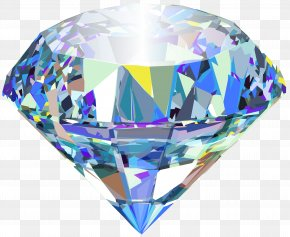Diamond Transparent Clip Art Image - Diamond Jewellery Gemstone Clip Art PNG