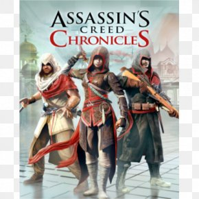 Assassin's Creed Chronicles: China Assassin's Creed Chronicles Trilogy Pack Assassin's Creed: Revelations Assassin's Creed IV: Black Flag PNG