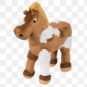 Plush Toys - Minecraft Horse Stuffed Animals & Cuddly Toys Plush Jinx PNG