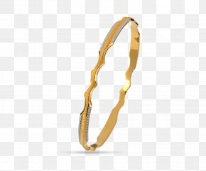 Gold - Bangle Gold Jewellery Bracelet PNG
