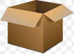 Open Box - Cardboard Box Corrugated Fiberboard Paper PNG