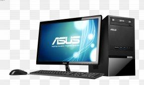 Asus Desktop Computers - Desktop Computer Personal Computer Central Processing Unit Intel Core I5 Asus PNG