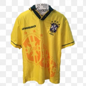 Brazil National Football - T-shirt Sports Fan Jersey Brazil National Football Team Kit PNG