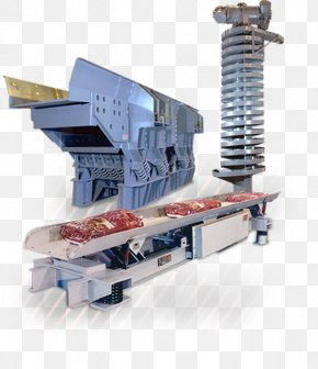 Vibrating Feeder Machine Conveyor System Vibration Carrier Vibrating Equipment, Inc. PNG