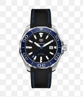 Watch - TAG Heuer Aquaracer Automatic Watch Chronograph PNG