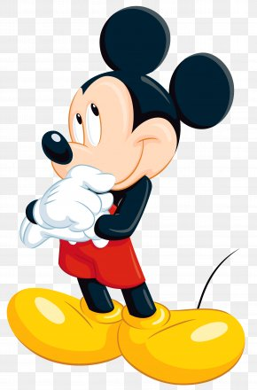 Mickey Mouse - The Talking Mickey Mouse Minnie Mouse The Walt Disney Company Television Show PNG