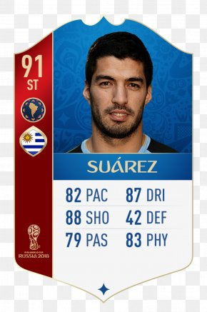 CONMEBOL 2014 FIFA World CupFootball - Luis Suárez FIFA 18 2018 FIFA World Cup Qualification PNG