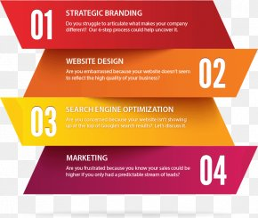 Design - Web Banner Infographic PNG