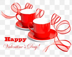 Valentine's Day - Valentine's Day Love Greeting Friendship Day Morning PNG