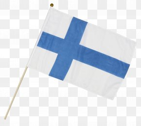 Flag - Flag Of Finland Finland National Football Team Lapanen Pakkanen PNG