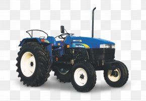 Tractor - India CNH Global John Deere New Holland Agriculture Tractor PNG