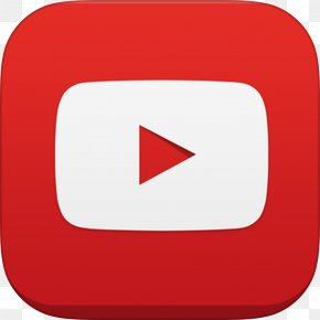 Youtube Logo - IPhone YouTube Logo PNG