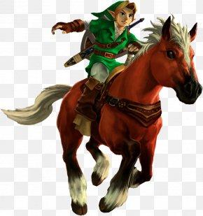 Artwork - The Legend Of Zelda: Ocarina Of Time 3D Link The Legend Of Zelda: Skyward Sword PNG