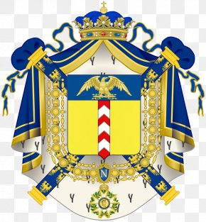 France - First French Empire France French First Republic Sweden Coat Of Arms PNG