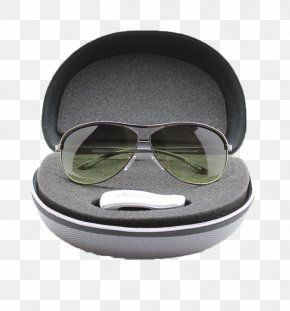Boxes Of Glasses And Sunglasses - Sunglasses Eyewear Driving Ray-Ban PNG
