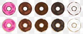 Donuts - Donuts Frosting & Icing Muffin Cupcake Bakery PNG