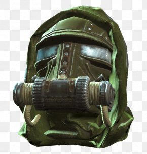 Gas Mask - Fallout 4 Headgear Gas Mask Personal Protective Equipment PNG