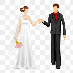 Wedding Vector Material - Marriage Illustration PNG