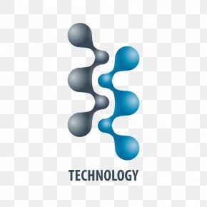 TECHNOLOGY - Technology Atom Euclidean Vector Logo PNG