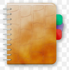 Paper Product Yellow - Notebook Drawing PNG