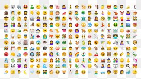 Emoji - Emoji Android Oreo Google Mobile Operating System PNG