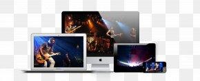 Computer - Television Display Device Desktop Wallpaper Display Advertising PNG
