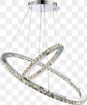 Round Light Emitting Ring - Pendant Light LED Lamp Light-emitting Diode Light Fixture PNG
