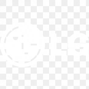 LG Logo - Black And White Point Angle Pattern PNG