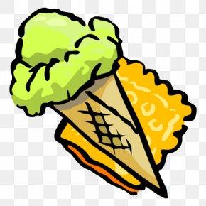 Ice Cream - Ice Cream Cones Gelato Sundae Clip Art PNG