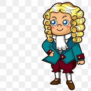 Curly Judge - Middle Ages Cartoon Royalty-free Clip Art PNG