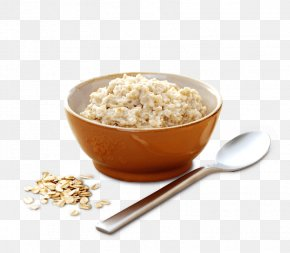 Breakfast - Breakfast Cereal Porridge Milk Quaker Instant Oatmeal PNG