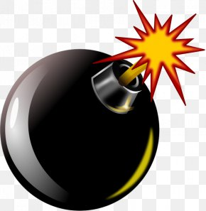 Bomb - Bomb Explosion Nuclear Weapon Clip Art PNG