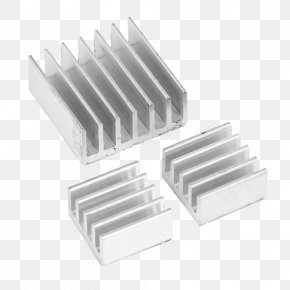 Computer - Heat Sink Raspberry Pi 3 Computer System Cooling Parts PNG