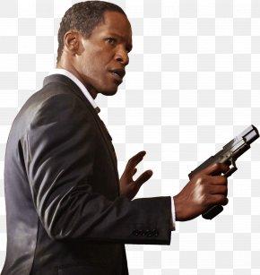 Channing Tatum - White House Down Jamie Foxx President James Sawyer Film PNG