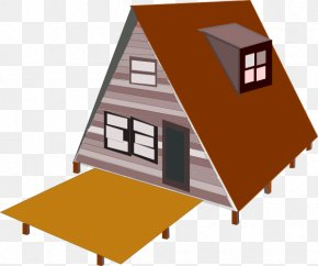 A-Frame House Cliparts - A-frame House Framing Clip Art PNG